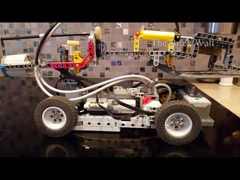 Lego Technic Breakfast Machine- MOC