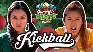 SLIP N SLIDE KICKBALL (Smosh Summer Games)