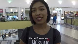 Филиппины. Реальные Филиппинки. Девушка с гор.
