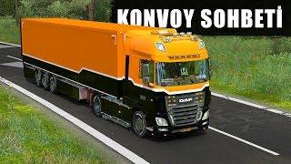 Yeni Yollarda Sohbetin Dibine Vurduk !! Ets 2 Konvoy
