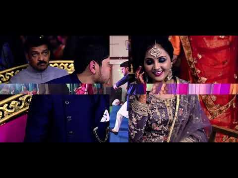 Cinematic wedding video of Pragya & Suchit
