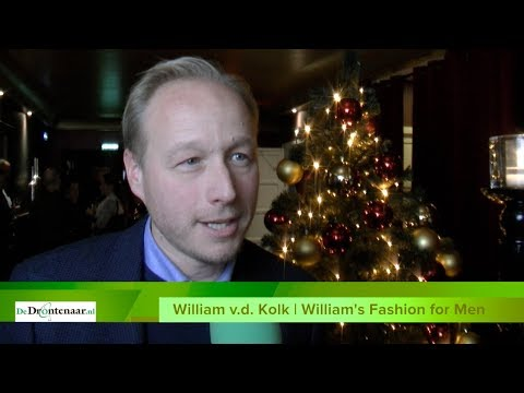 VIDEO | William's Fashion For Men kiest voor Dronten in plaats van internet