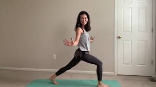 20mins Yoga Practice _Lift your buttocks