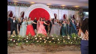 Wedding Sangeet Dance Performance Family Medley (Bride Side)