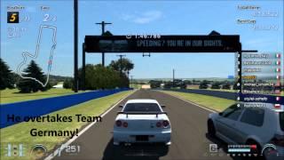 Gran Turismo 6 Online 4WD championship 4th race