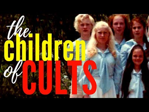 The Children of Cults - Dr. Janja Lalich - Special London Talk, June 2018