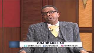 Senior Counsel Ahmednassir: How the name 'Grand Mullah' came about