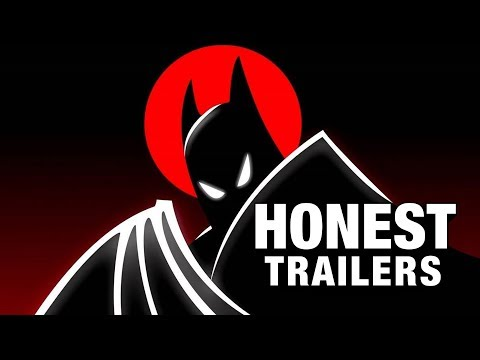 Honest Trailers - Batman: The Animated Series