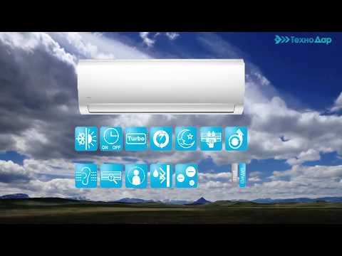 Видео обзор MIDEA MSMA-09HRDN1-Q ION. Доставка по городу - ТехноДар