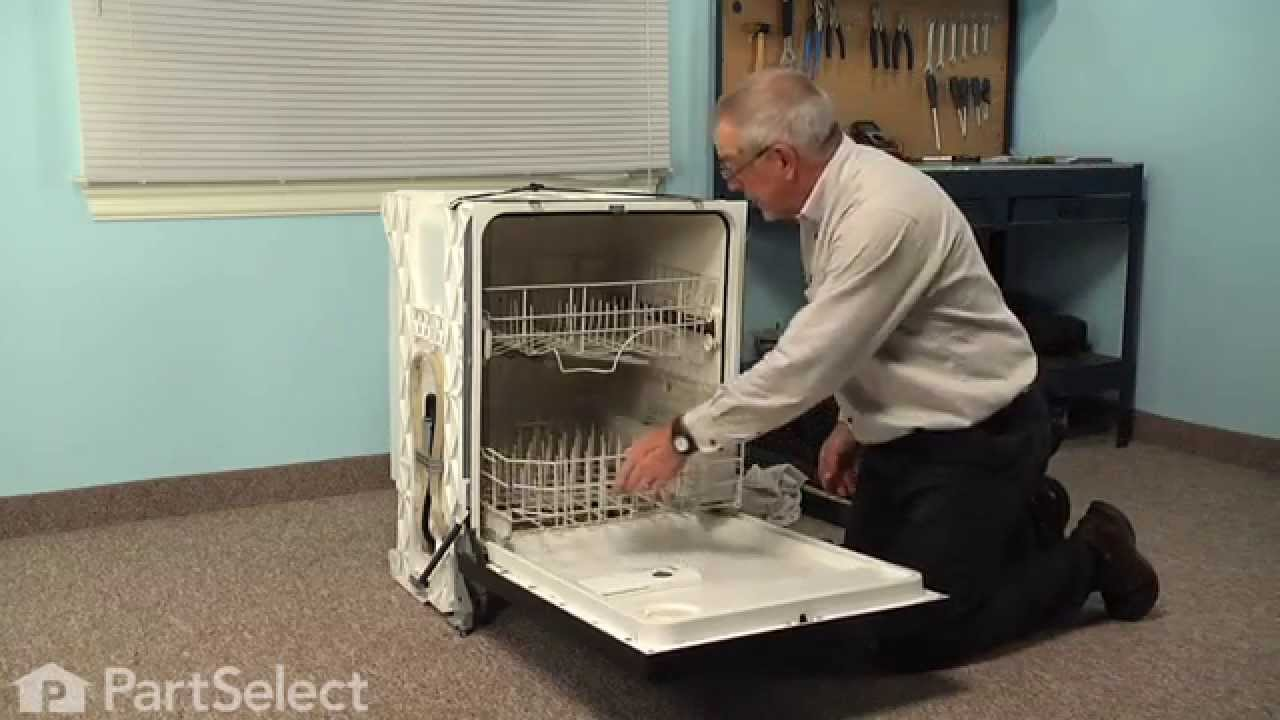 Replacing your Kenmore Dishwasher Circulation Pump and Motor Assembly
