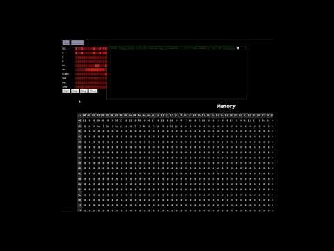 Testing simple cpu emulator - смотреть онлайн на Hah Life