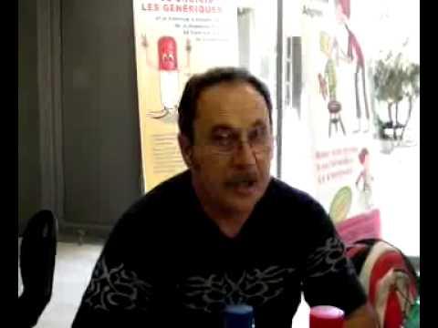 12/06/09 Grève de la faim à la CPAM