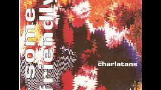 THE CHARLATANS - White shirt