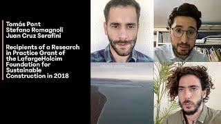 Architecture in the Covid-19 Crisis – Stefano Romagnoli, Juan Cruz & Tomás Pont