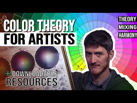 COLOR THEORY FOR ARTISTS | Resources and Step by Step Techniques for Painting, Mixing and Composing
