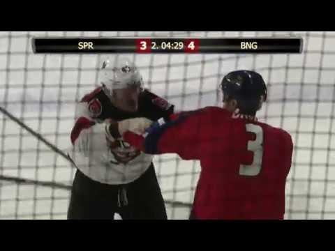Josh Brown vs. Ben Thomson