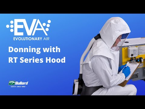 EVA - Donning with RT Series Hoods