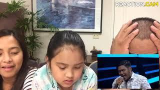 Family Reacts To AHMAD ABDUL - ALL I WANT (Kodaline) - ELIMINATION 3 - Indonesian Idol 2018
