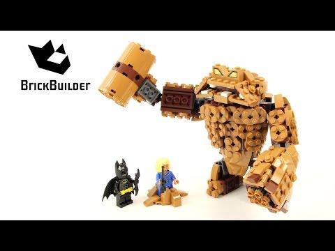 Vidéo LEGO The Batman Movie 70904 : L'attaque de Gueule d'argile