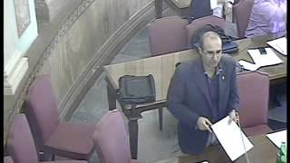 preview picture of video 'Frascati - Consiglio Comunale del 09 Ottobre 2014 - Patrimonio (FI)'