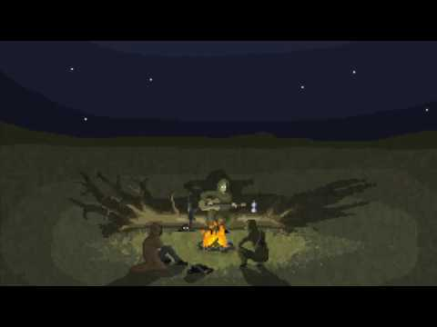 S.T.A.L.K.E.R. - Campfire song pixel animation
