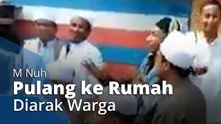 Video M Nuh Diarak Warga, Eks Pemenang Lelang Motor Listrik Jokowi Akhirnya Menampakan Diri