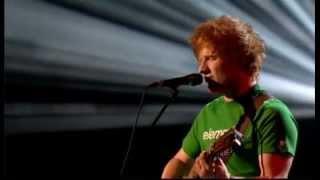Ed Sheeran LEGO HOUSE Live at BRIT AWARDS 2012 UK