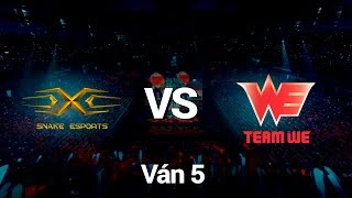 [27.08.2016][Regional Qualifiers] SS vs WE [Ván 5]
