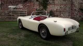 AC Bristol BEX 312 1957 Classic Roadster and Collector Car
