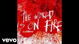 Ed Harcourt - The World Is On Fire (Official audio)