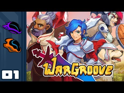 Let's Play Wargroove – PC Gameplay Part 1 – Advanced Fantasy Wars!