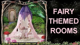 Fairy Forest Woodland Animals Theme Bedrooms
