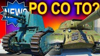 SKANDAL - Jak zaburzyć balans - dając 2 pojazdy :( World of Tanks