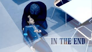in the end | connor & hank | detroit: become human