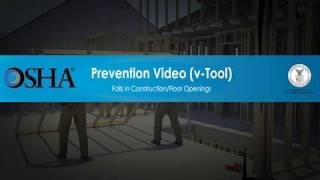 Falls in Construction/Floor Openings
