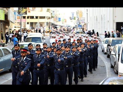 احتفال مديرية شرطة محافظة المحرق بالذكرى الثامنة عشرة لميثاق العمل الوطني | 2019