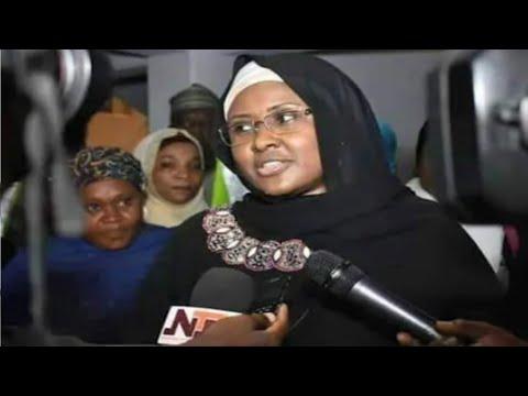 Yanzu Aisha tayi ganawar gaggawa da yan jaridu kan batun Auran Baba Buhari