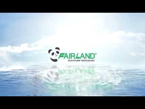 Тепловой инверторный насос Fairland IPHC55 (тепло/холод, 21.5кВт) Video #2