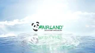 Тепловой инверторный насос Fairland BPN13 (тепло, 12.5 кВт) от компании Океангруп - видео