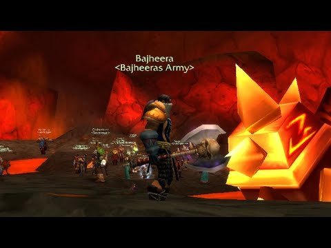 Bajheera - I CAN'T BELIEVE WE GOT IT! (1% Chance Loot) - Spinal Reaper Axe [WoW Classic]