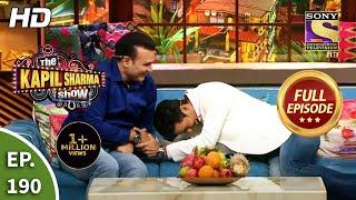 The Kapil Sharma Show New Season - दी कपिल शर्मा शो नई सीजन - EP 190 - 25th Sep 2021 - Full Episode