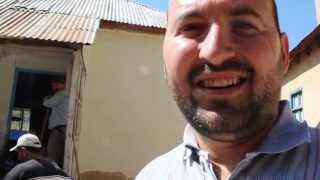 preview picture of video 'Korualan Belen Mescidinde Çalışma'
