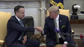 President Trump Meets with Prime Minister Varadkar