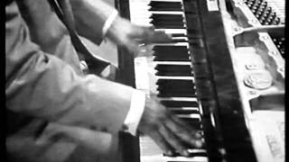 35 MINUTES of Erroll Garner LIVE in