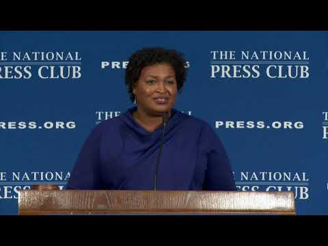 Sample video for Stacey Abrams