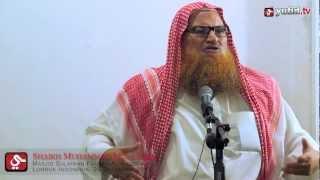 Pengajian Hukum Mengucapkan Selamat Natal & Ikut Dalam Perayaan Natal Syaikh Muhammad Musa Nasr