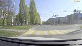 Убийство в Балакове попало в объектив камеры видеорегистратора