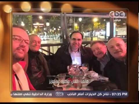 """محمود عبد العزيز يروي كيف عاد من فرنسا.. ويؤكد: من لا يصدق وجود مؤامرة على مصر """"حمار"""""""