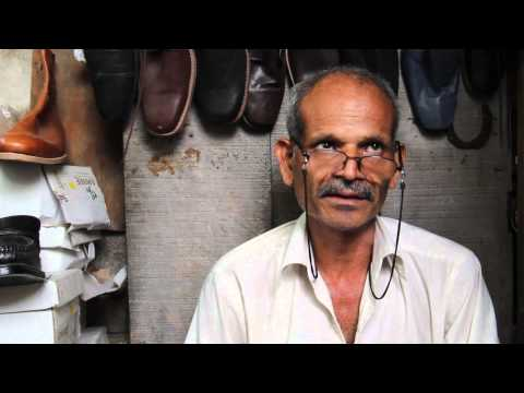 The art of hand made shoes