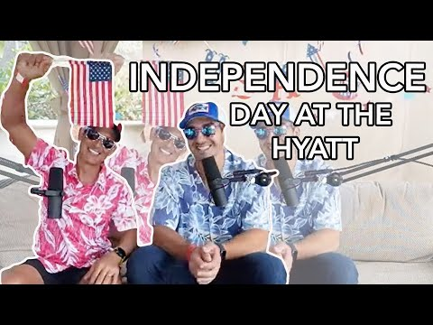 , title : 'Independence Day at the Hyatt Regency